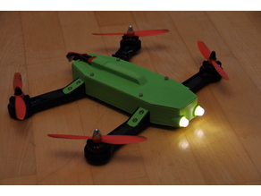 JumpDrive Quadcopter