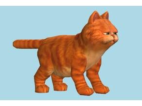 Lasagna Cat