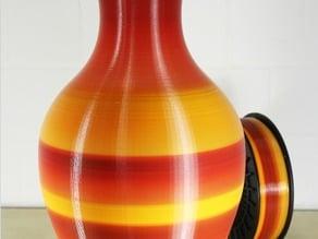 Tequila Vase