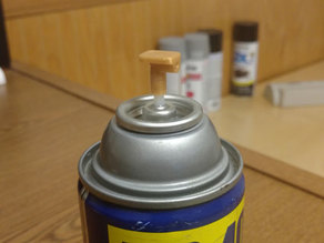 Spray Nozzle for WD-40 Can