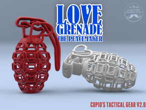 LOVE GRENADE V2.0 [Cupid's Tactical Gear]