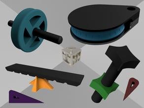 Simple Machines Education Kit