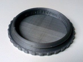 GuerillaBeam cover (plug)