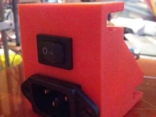 Prusa power switch