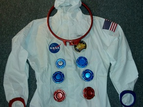 NASA Apollo Astronaut Space Suit