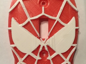 Spider Man Light Switch Cover
