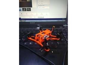 "115mm 2.5"" drone quadcopter frame"