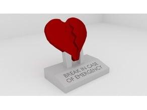 Broken Heart Capsule