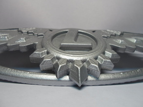 car Emblem of Lada Largus