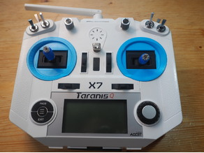 Taranis Q X7 M9 Gimbal fit