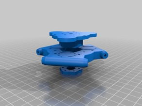 Dr Boo's Parameterised FSR Groove Effector for Delta Printers