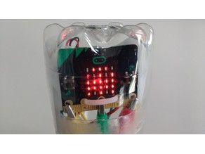 Micro:bit Ghoust Chaya Adapter