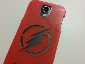 """The Flash"" Case For Galaxy S4"