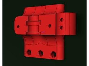Prusa i4 Bowden Adapter v2