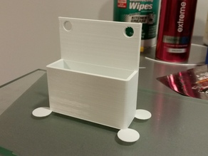 cubicle wall basket