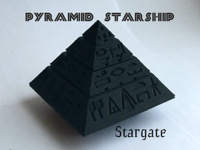 Pyramid Starship Stargate