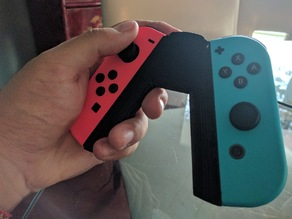 Simple Joycon Grip