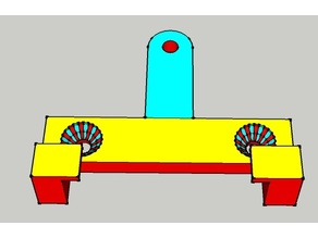 WANAHO D9 Laser Engraver/Cutter Mount