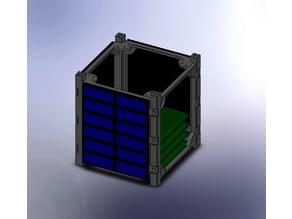 Structure CubeSat v1