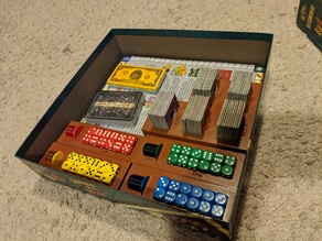 Lords of Vegas Board Game Organizer Trays