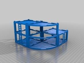 Modular Mech Buildings