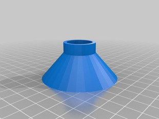 Parametric Funnel - Using outer edges