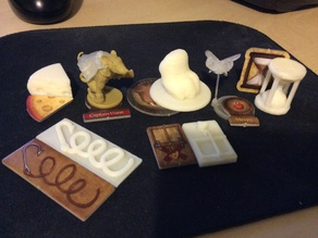 Mice and Mystics Custom Pieces
