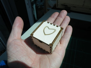 """Compassion"" Ring Box"