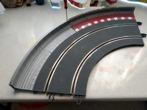 BORDES SCALEXTRIC - PIANOS