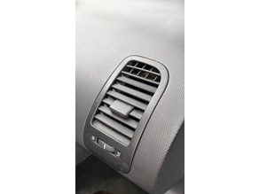 VW LUPO Air-vent Curtain
