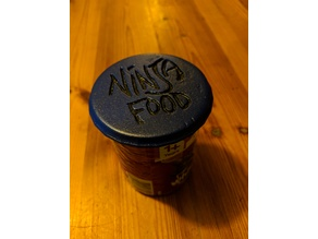 Tin Can Lid \ cover