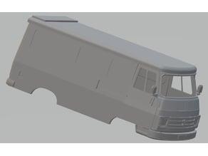 Peugeot J9 Printable Body Van