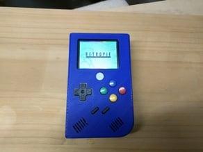 Super Pi Boy - a SNES capable Game Boy