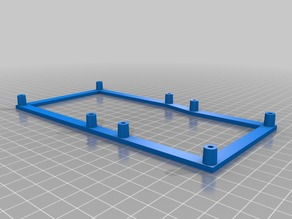 Anet A6/A8 MKS Mosfet mount