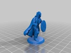 Barbarian Warrior - Hammer - Type 2