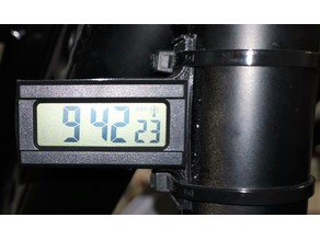 Cage Mount for EUROTIME 51900 Radio Controlled Clock