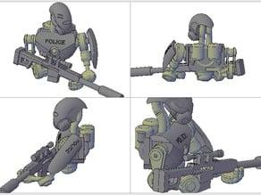 Police Robot V1