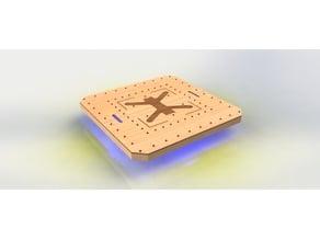 DIY Dronepad - Laser Cut edition