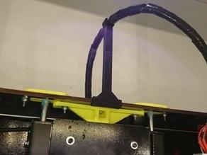 Kabelstütze für Extruderkabel
