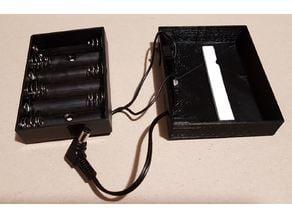 B-Robot battery box
