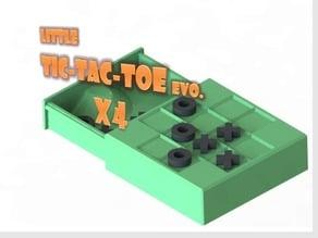 Tic-Tac-Toe X4 EVO