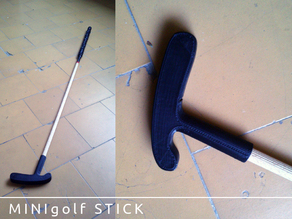 MINIgolf Stick / Putter