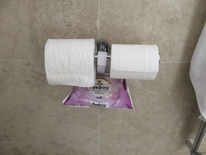 Toilet Wipes holder