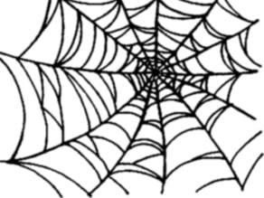 Spider webs (more!)
