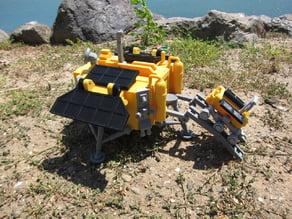 Yutu Chinese Moon Rover