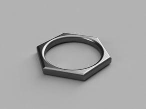 Hexagon Ring