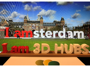 I am 3D Hubs