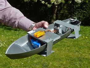 Hydrofoil Boat RC (experimental)