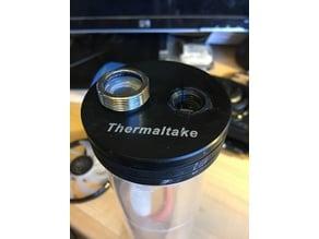 Thermaltake Reservoir Lid 58mm ID G1/4 ports