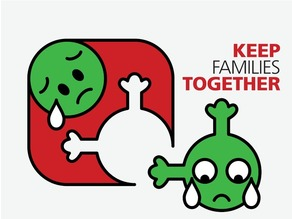 Keep Families Together emojis